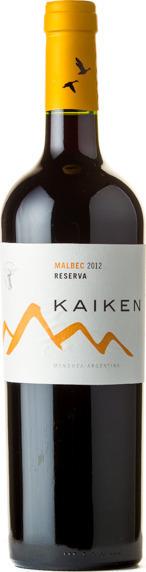 Kaiken malbec Reserva