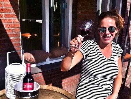 Waarom je met dit weer écht wel rode wijn kan drinken...