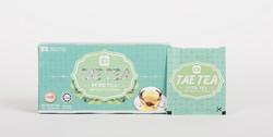 Mint Raw Pu'er Teabag