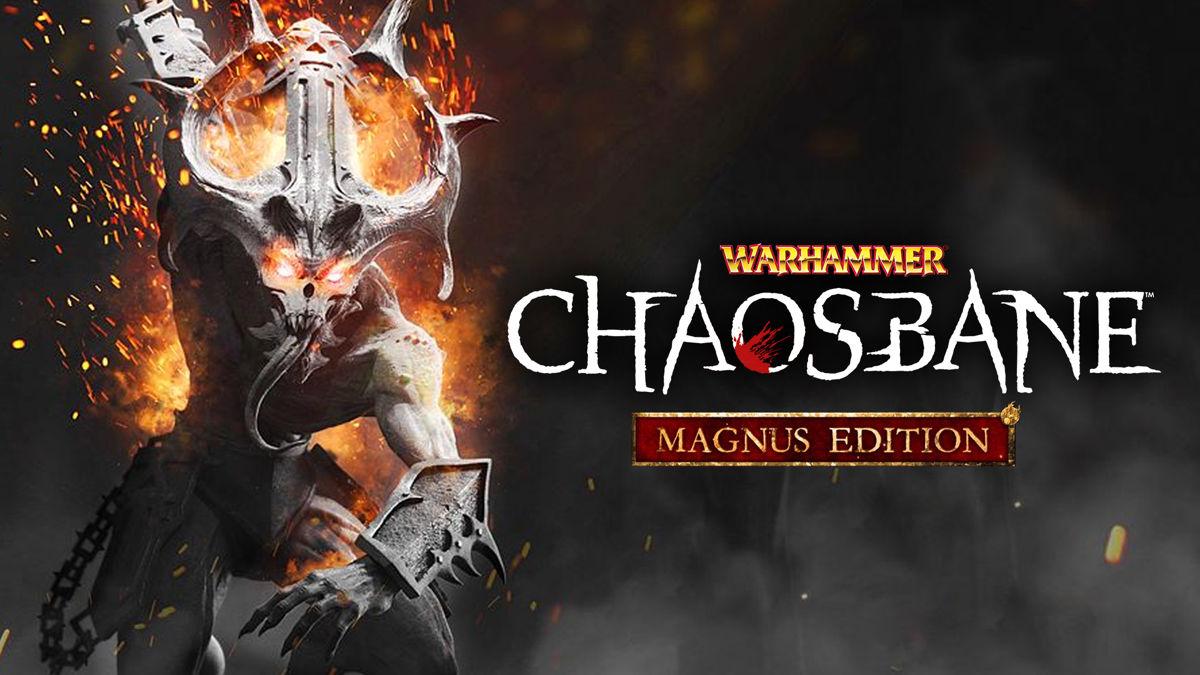 Warhammer Chaosbane Magnus Edition - PC