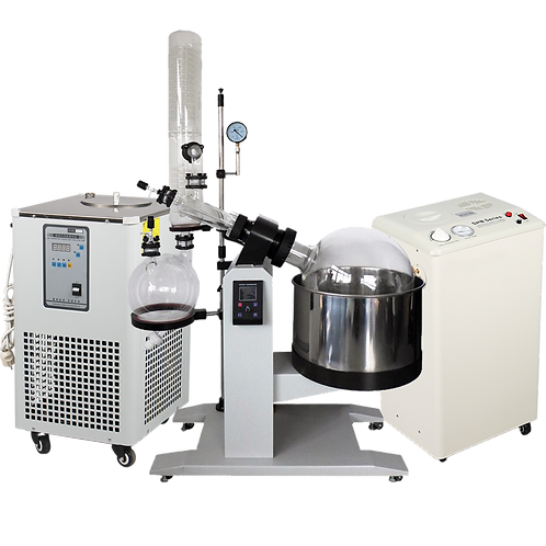 Large Rotary Evaporators | Extract Equipment | Essential Extractions