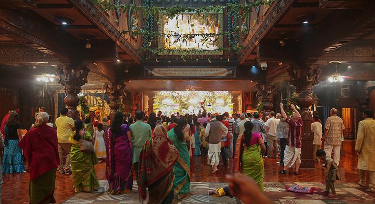 Janamshtami celebrations