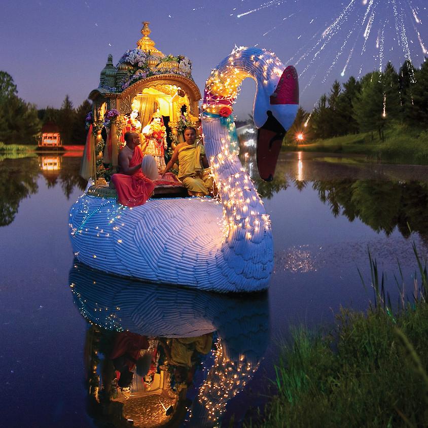 Swan Boat Festival