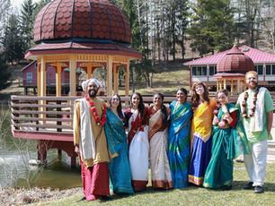 1st 200 hour Yoga Teacher Training program in New Vrindaban