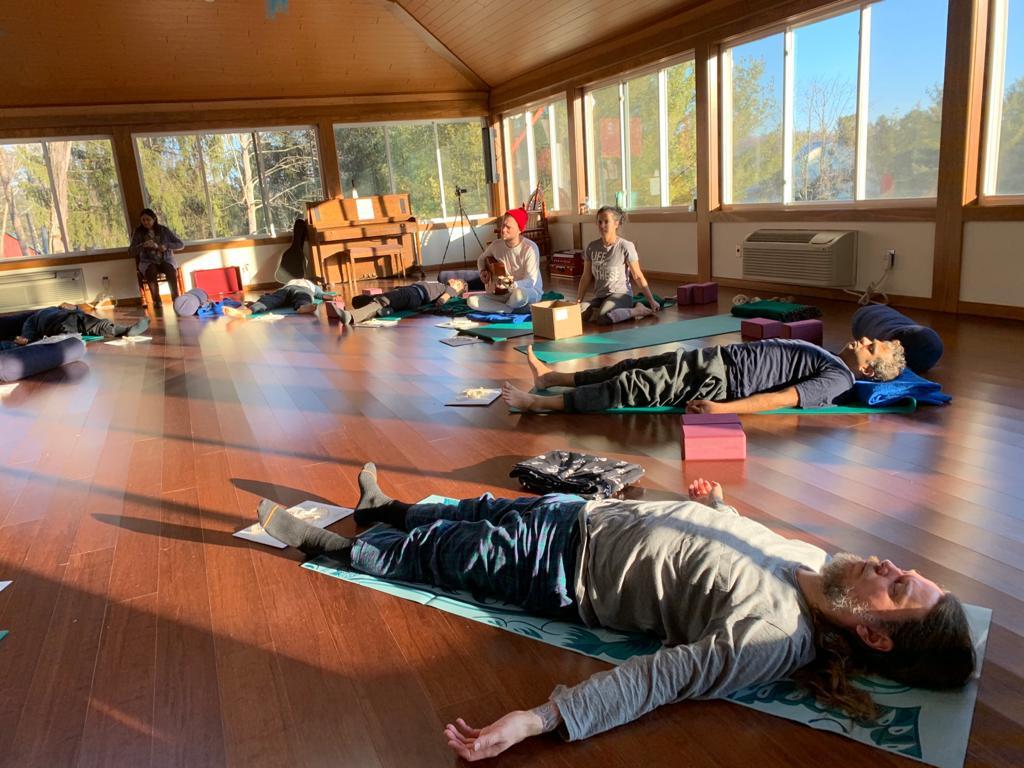 Bhakty Yoga Retreat