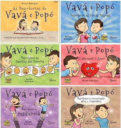 Coleção Psicologia Positiva para Criança