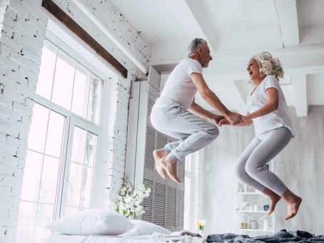 Glück im Alter - was sind die Faktoren?