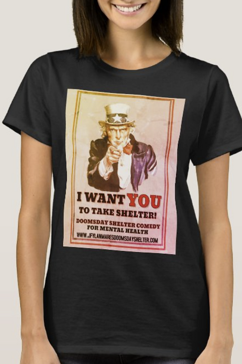 UNCLE SAM WOMEN'S T