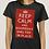 Thumbnail: KEEP CALM WOMEN'S T