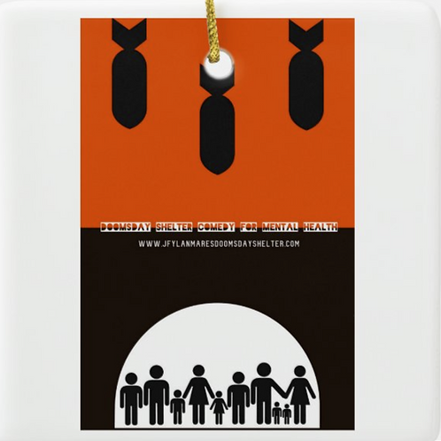 SHELTER 2020 HOLIDAY ORNAMENT