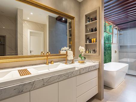 8 estilos de banheiros para você se inspirar