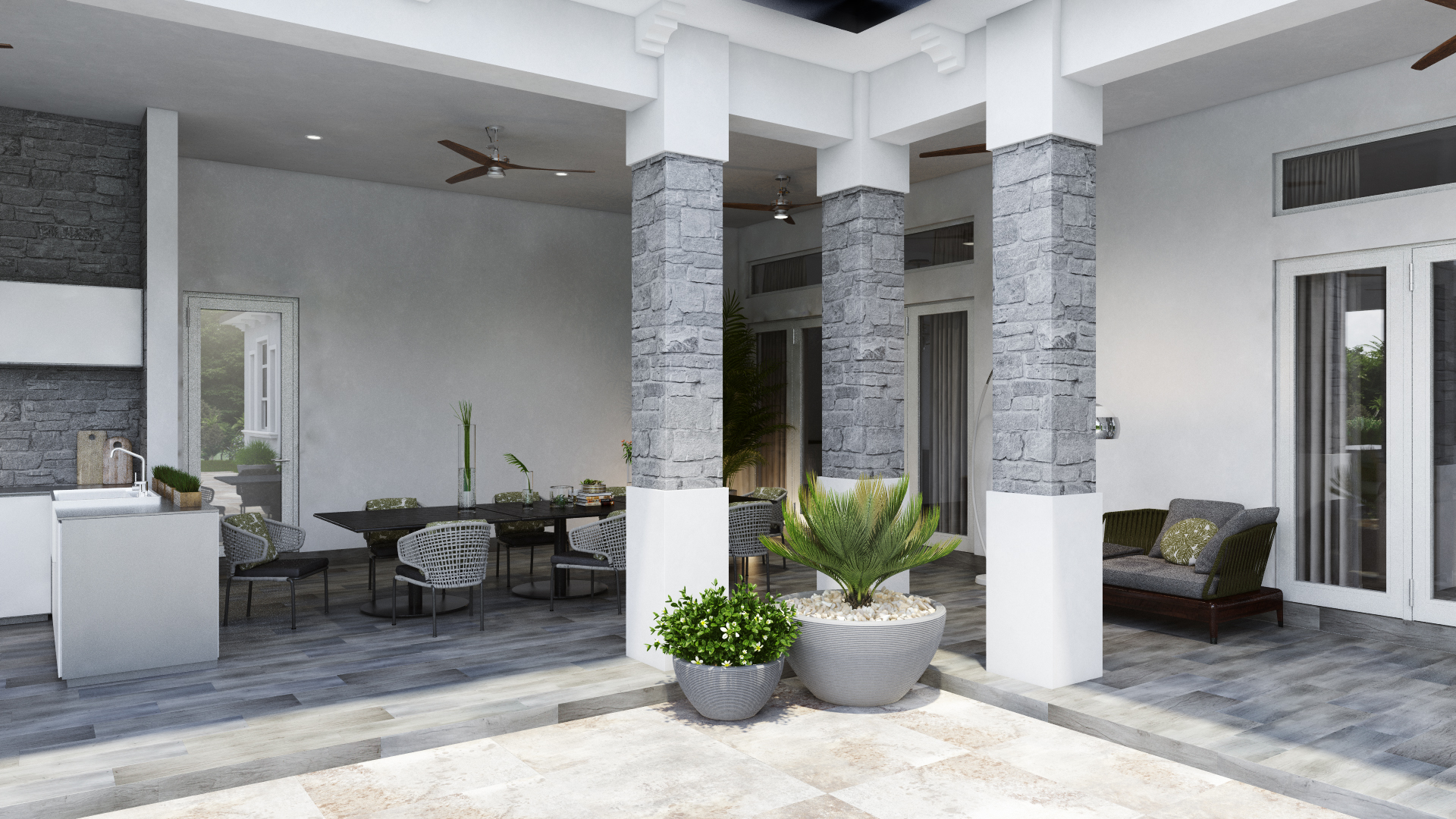 3D RENDERINGS MIAMI HOME
