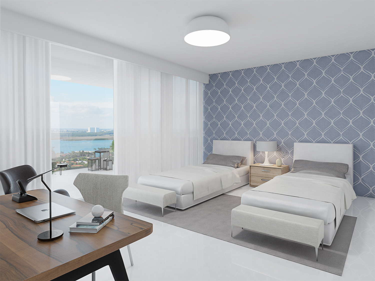 3D Renderings Miami