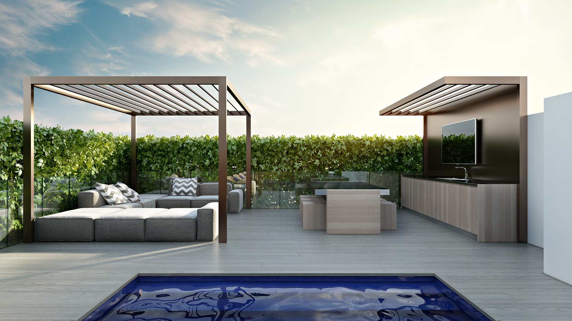 1414 West Miami Beach Rendering
