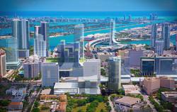 Krystal Tower Miami Rendering