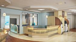 3D Rendering Miami Medical Center