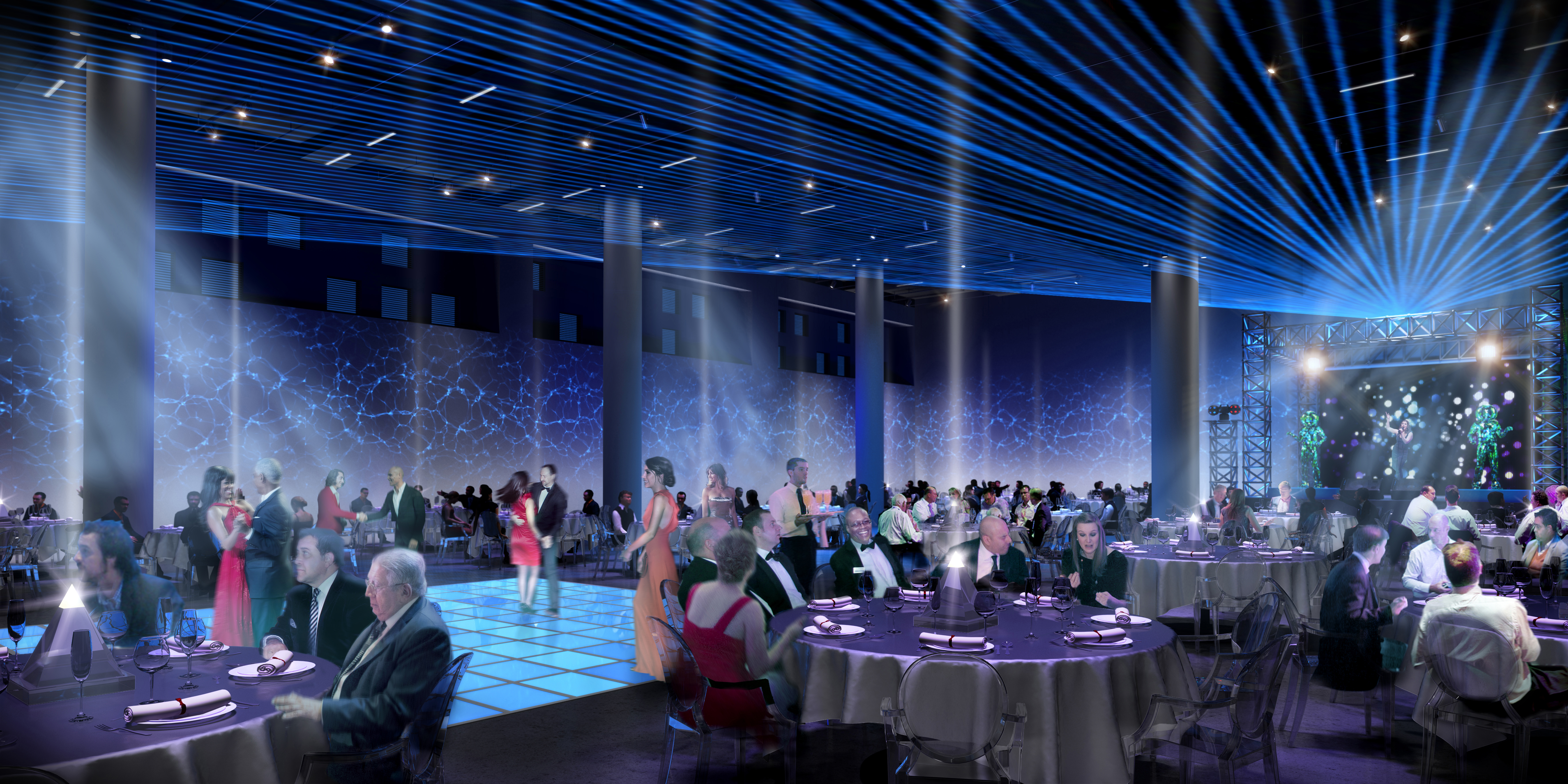 Frost Science Museum Rendering Gala