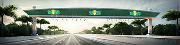 Sunpass Miami 3D Rendering