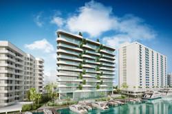 Indian Creek Miami 3D Rendering