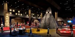 Frost Science Museum Rendering Exhibit