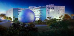 3D Renderings Miami Frost Science