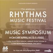 Music Symposium - Rhythms Music Festival