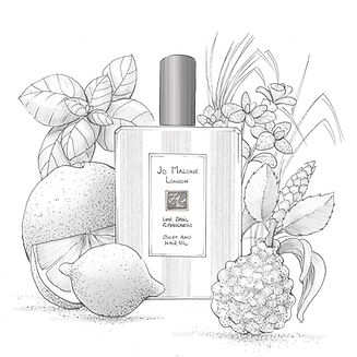 Jo Malone Lime Basil Mandarine Body and