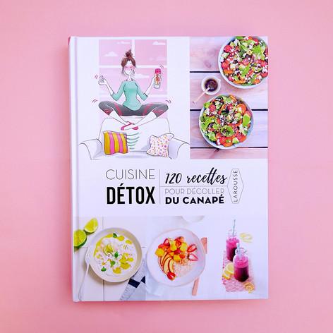 Larousse - Detox cooking book
