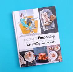 Larousse - Cozy cooking book