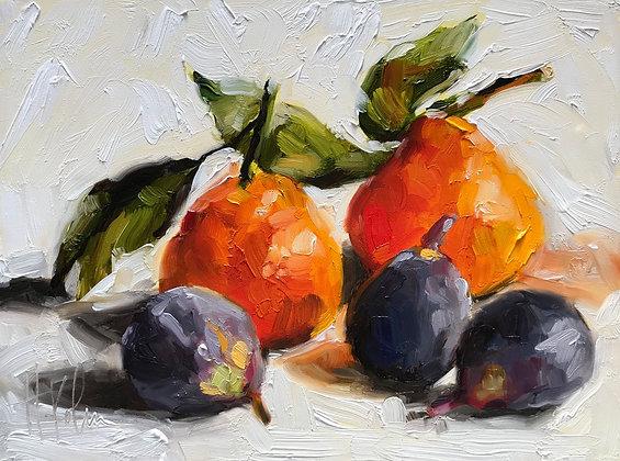 Figs & Satsuma
