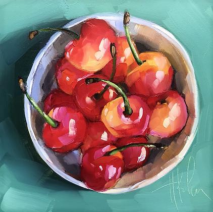 Dishing Cherries