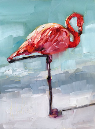 Flamingo II, Rest