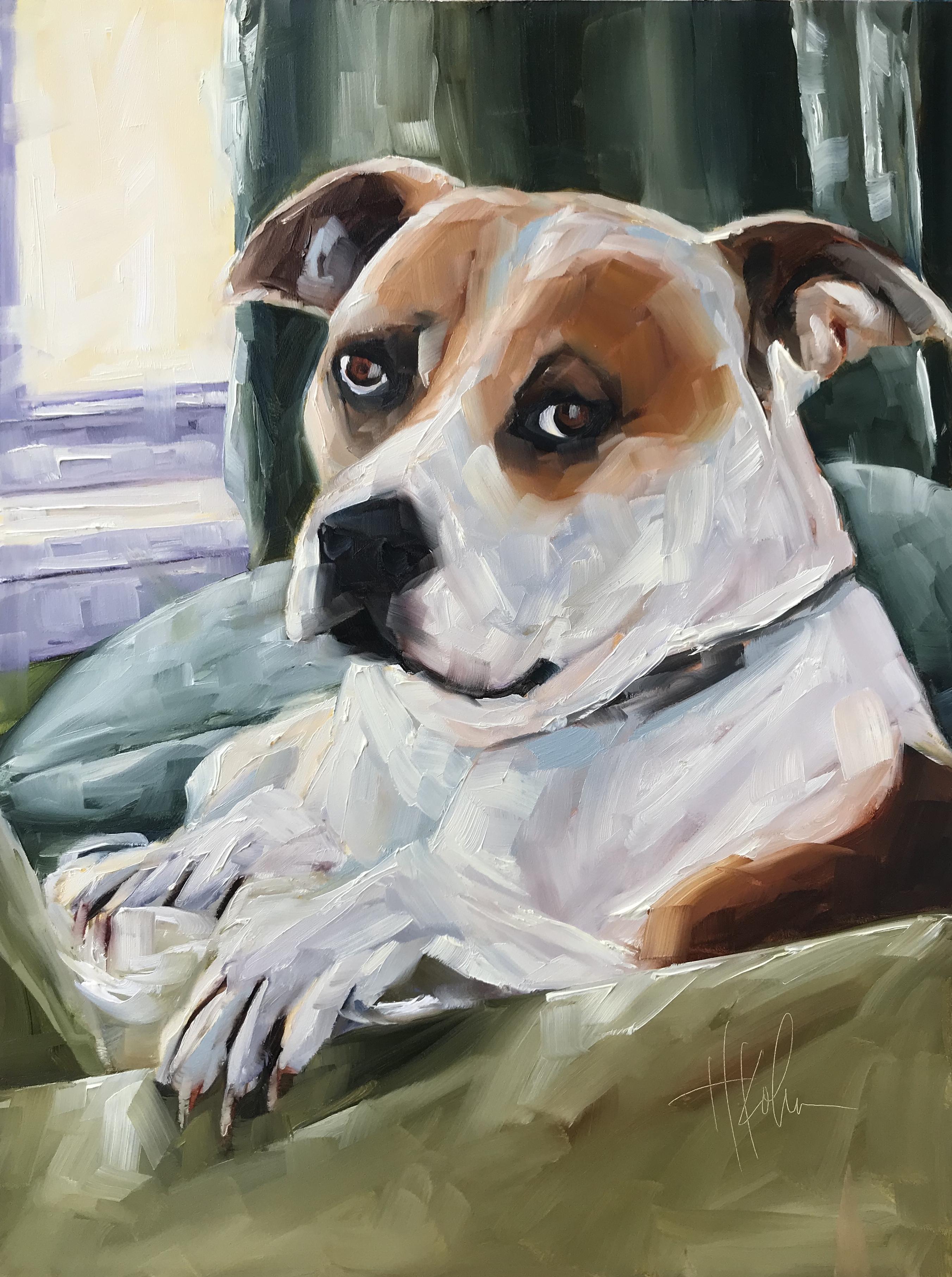 Dog--Nelly