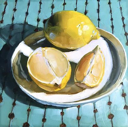 Lemony Shadows