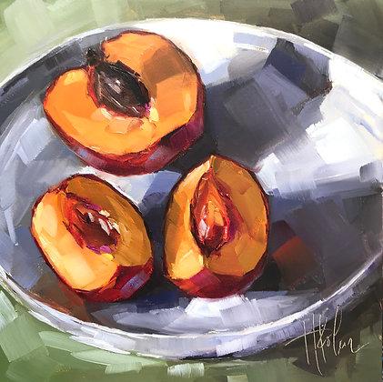 The Best Summer Peach!