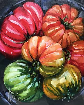Heirloom Tomatoes II