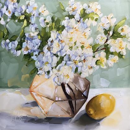 Apple Blossom & Lemon