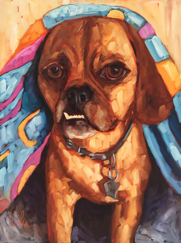 Stephanie's Dog