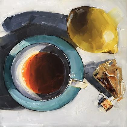 Tea Still-life