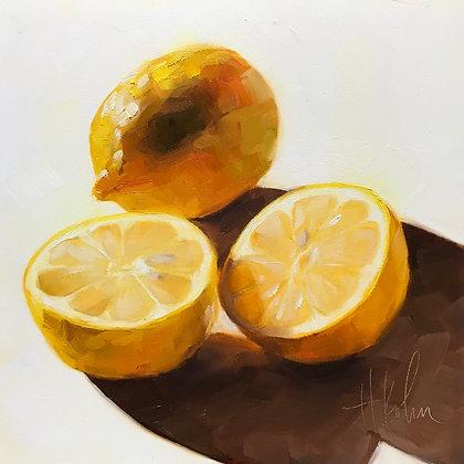 Lemons in Light