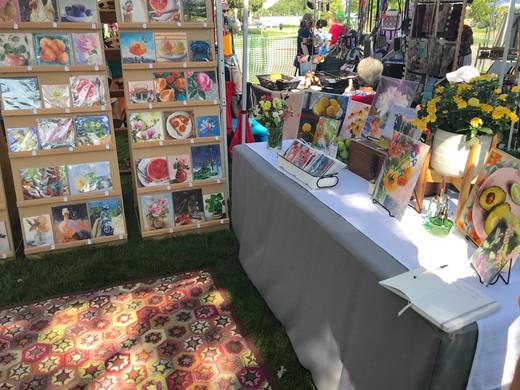 August, 2019 Tallman Arts Festival