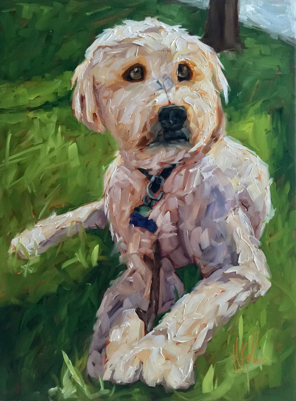 Dog Oliver