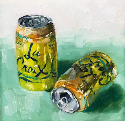 Lemon La Croix