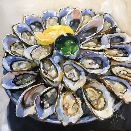 Oysters for Sharing