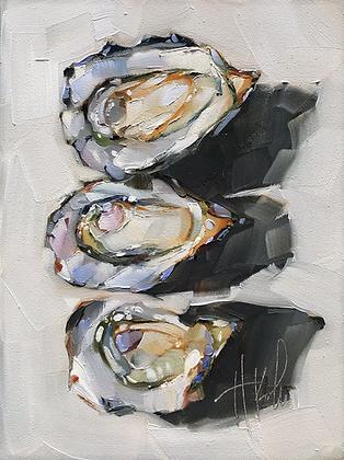 Oyster Trio