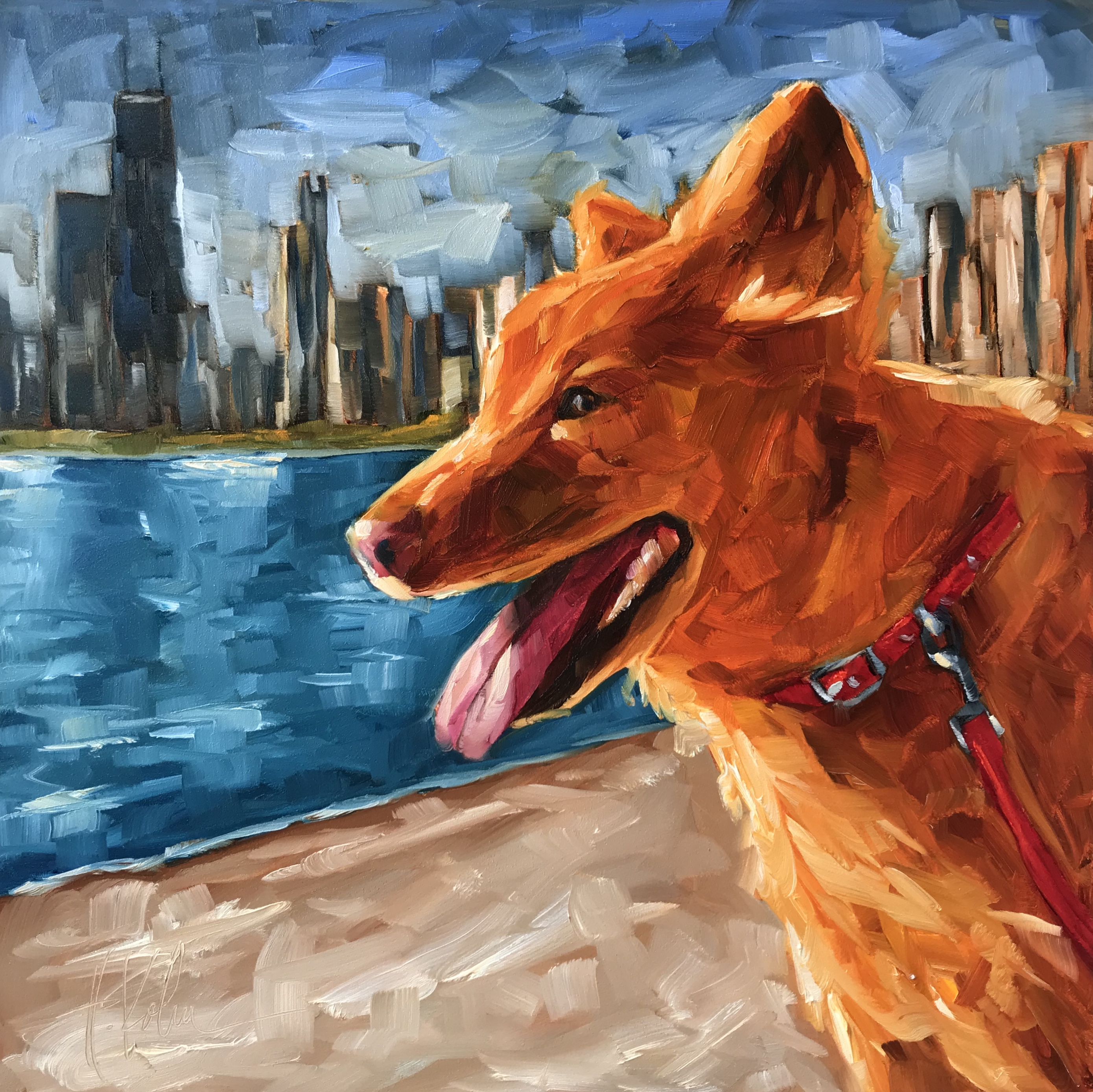 Dog Wilson