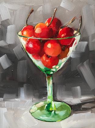 Mount Rainier Cherries