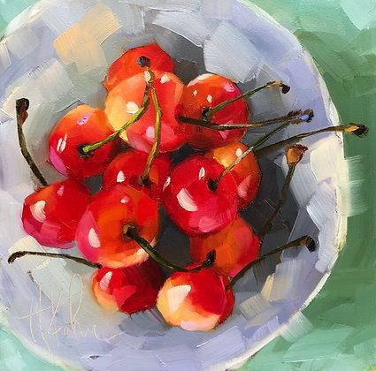 Mt. Rainier Cherries