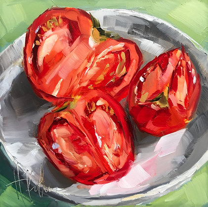 Tomato Still-life