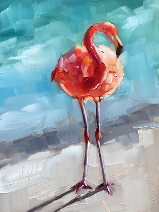 Flamingo III, Enjoy